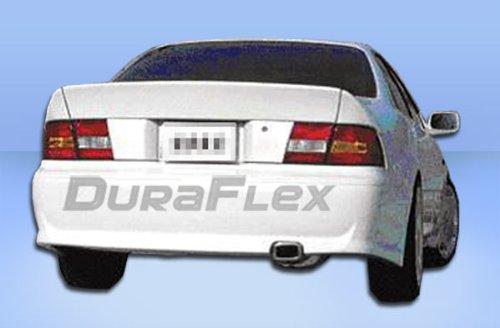 - Duraflex 101865 1997-2001 Lexus ES Series ES300 Duraflex Evo Rear Bumper Cover - 1 Pie