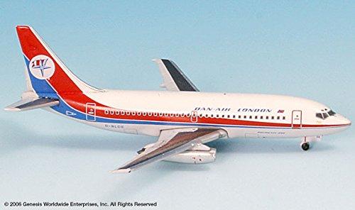 InFlight500 Dan Air London G-BLDE Boeing 737-200 1:500 Scale Diecast Display Model