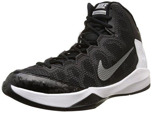Slvr chrm Uomo flt Doubt Black Nike Slvr Scarpe Without Zoom Mtllc Sportive A gWwCHqP