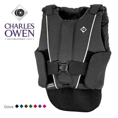 Charles Owen Body Protectors - 1