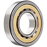FAG Bearings NJ2215 ETVP2FAG Cylindrical Roller Bearing, Single Row, Straight, Removable Inner Ring, Flanged, High Capacity, Normal Clearance, Metric, 75 mm ID, 130 mm OD, 31 mm Width
