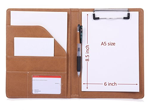 Junior Padfolio Clipboard Small For 7
