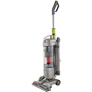 Hoover WindTunnel Air Bagless Upright Corded Lightweight Vacuum Cleaner - diagonal view