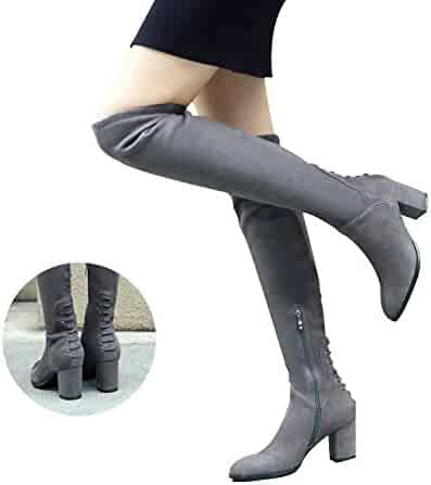18b2073cd06dc Shopping Over-the-Knee - Boots - Shoes - Women - Clothing, Shoes ...