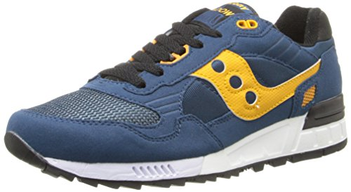 Men's Blue Orange Retro Classic Saucony Sneaker Shadow 5000 Originals vww0q5R