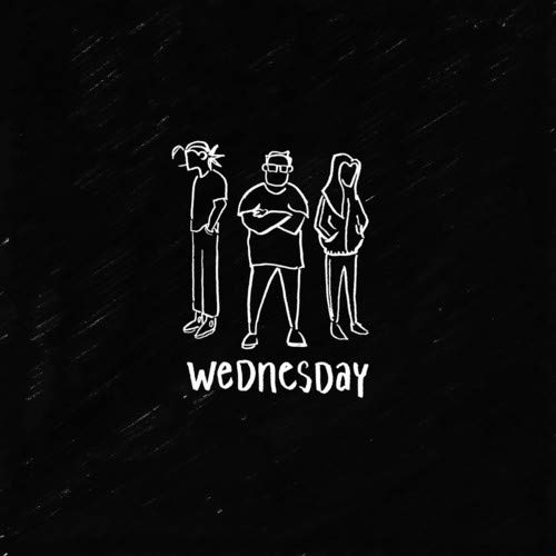 Vinilo : HMLT X KEI-LI X JOYIA - Wednesday (7 Inch Single)