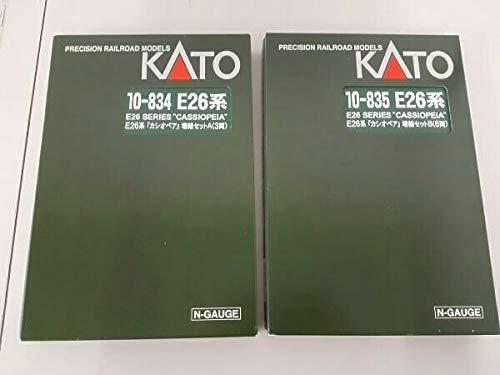 KATO EF510+E26系「カシオペア」基本+増結 フル編成セット 店舗受取可 B07NCB5WCM