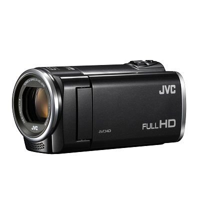 JVC Everio 8GB内蔵メモリー フルハイビジョンビデオカメラ GZ-E170-Bの商品画像