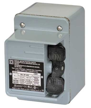 Manual Motor Switch, IEC, 30 to 50A, - Starting Motor Switch