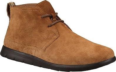 66bff54ea84 UGG Men's Freamon Chukka Boot,Chestnut Suede,US 8.5 W