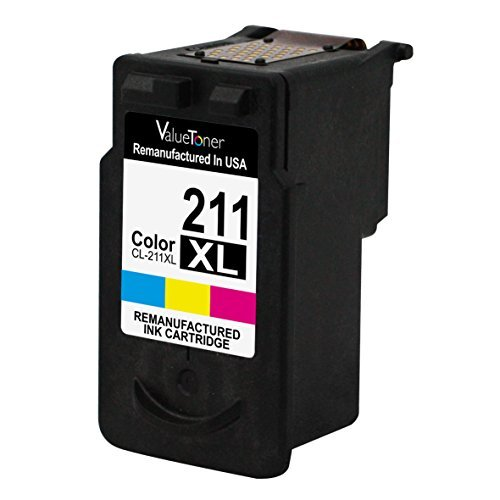 Ink Cartridge Replacement For Canon CL 211XL High Yield 2975B001 1 Color Pack Compatible With PIXMA IP2700 IP2702 MP240 MP250 MP270 MP280 MP460