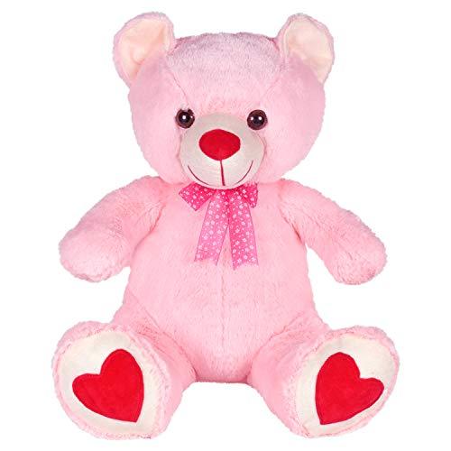 Ultra Soft Angel Teddy Bear, Pink  22 inch