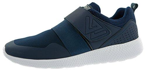 Beppi Sneaker für Jungs   Laufschuhe für Teenager   Sehr Bequem Dank gedämpfter Sohle   Blau-Weiß   Größe 29 bis 35