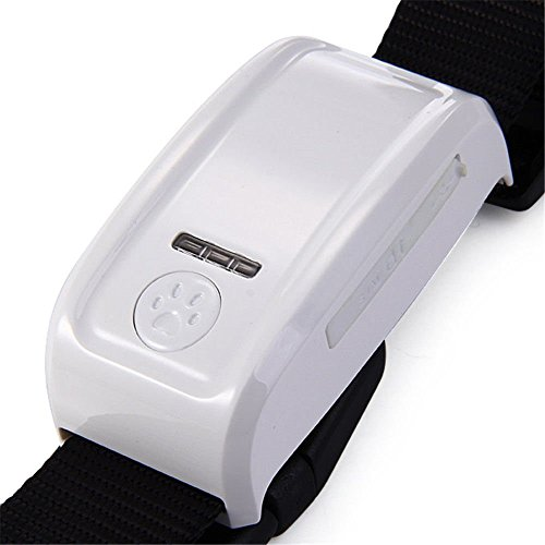 NEW ARRIVAL!!! Waterproof GPS GSM Pet Data Tracker Recorder Cat Dog Collar for IOS/Android APP by Polarbear's Shop