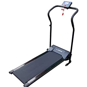 Confidence Power Plus Motorized Electric Treadmill by Confidence Sports