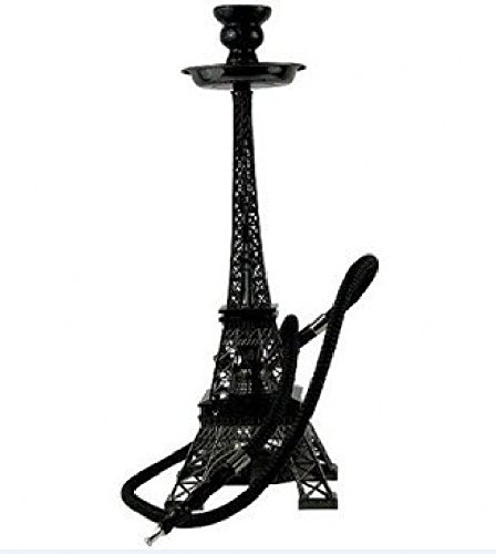 Everything Hookah| Large 22'' Eiffel Tower Complete Set Hookah Shisha Narguile Smoking Water Pipe (Garments 22')