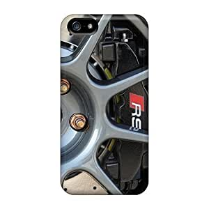 For Iphone Cases, High Quality Audi Tt Rs Race Car For Iphone 5/5s Covers Cases