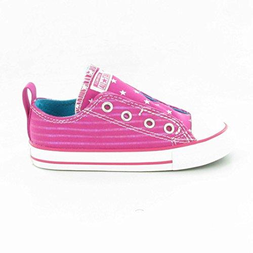 Converse Kids Baby Girl s Chuck Taylor All Star Simple Slip Ox  (Infant Toddler) Eglantine Sneaker 3 Infant M - Buy Online in Oman. f132582d1