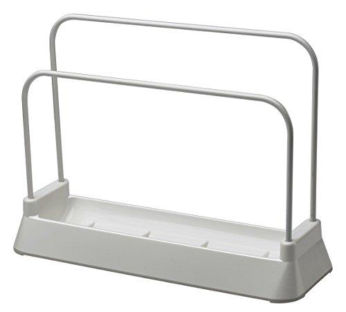 Onshowy Cutting Board Storage Rack, Kitchen Cutting Board Holder Organizer, Small, Holds 1 Boards, 1U Stainless Steel Kitchen Tool Organizer