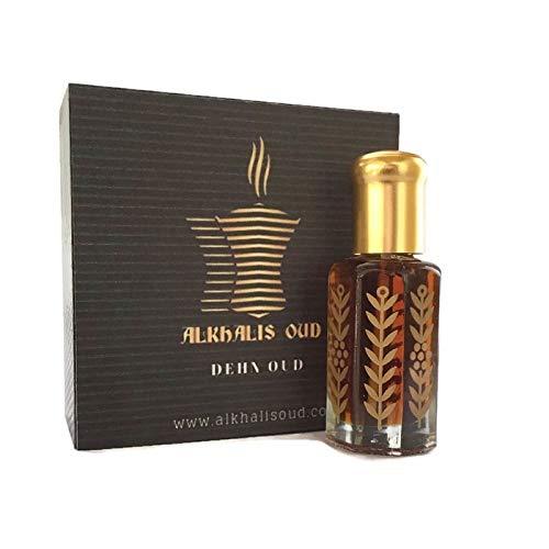 12 ml Cambodian Super Pure 100% Agarwood Oudh Oud Oil Rare Genuine Oud Al Fakir