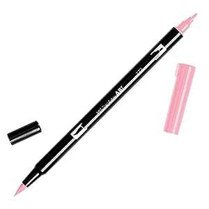 Tombow Dual Brush Pen Art Marker, 772 - Blush, 1-Pack