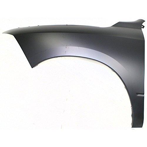 Fender for Dodge Ram Full Size Pickup 09-16 LH Steel CAPA Certified Front Left Side