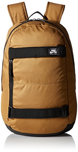 Nike SB Courthouse Backpack - Golden Beige/Black/White