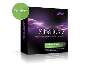 Avid Software Sibelius 7 Academic Student
