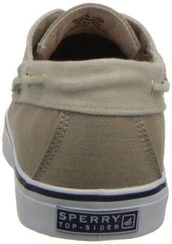 Sperry Top-Sider Bahama 2-eye - Zapatos con cordones de lona mujer marrón - Brown