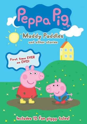 Amazon.com: Peppa Pig: Muddy Puddles and Other Stories: Peppa Pig: Movies &  TV