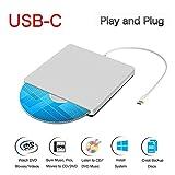VikTck USB-C Superdrive External DVD/CD-RW Burner