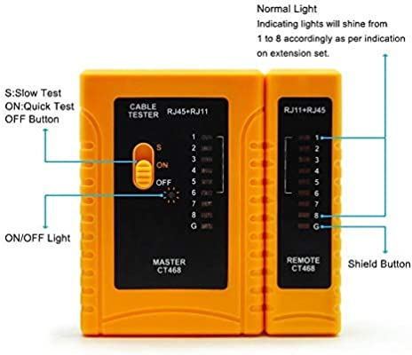 cat 5 to dual rj11 wiring diagram free picture imbaprice rj45 network cable tester for lan phone rj45 rj11 rj12  rj45 network cable tester for lan phone