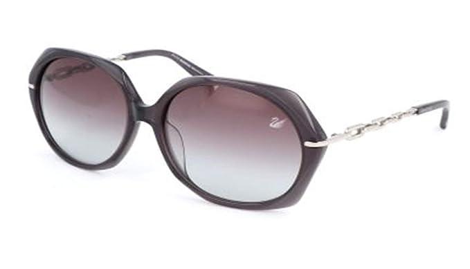 Swarovski Sunglasses Sk9031 20B-59-16-130 Gafas de sol, Gris ...