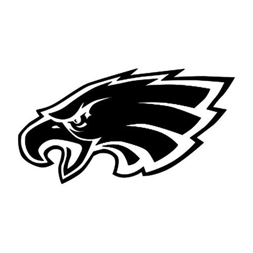 Amazon Superbowl Sale Philadelphia Eagles Team Logo Car Decal