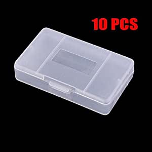 Childhood Clear Protection Game Case Dust Cover for Gameboy Advance GBA Pack 10PCS