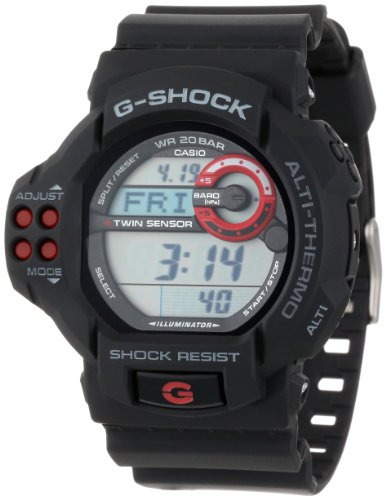 Casio GDF100 1A G Shock Sport Watch