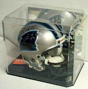 Protech Mini Helmet Display with Mirrored Back ()