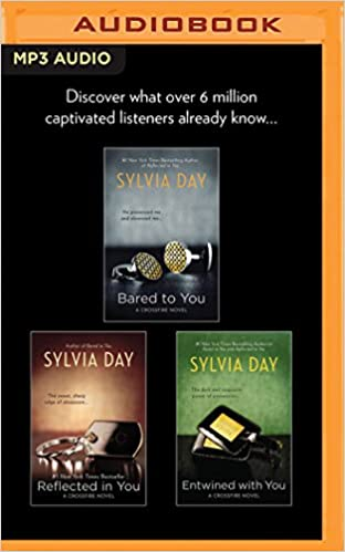 sylvia day crossfire