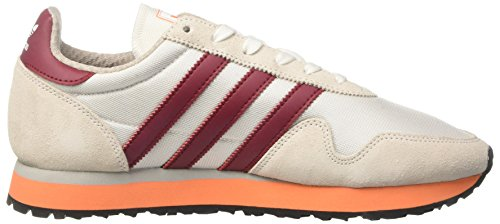 adidas Haven, Zapatillas de Entrenamiento para Hombre Varios Colores (Ftwr White/collegiate Burgundy/easy Orange)