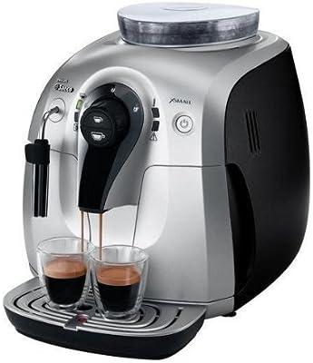 PHILIPS/SAECO Cafetera expreso Xsmall Class Black HD8745/21 + Kit de limpieza para cafetera expresso CA6706/00: Amazon.es: Electrónica