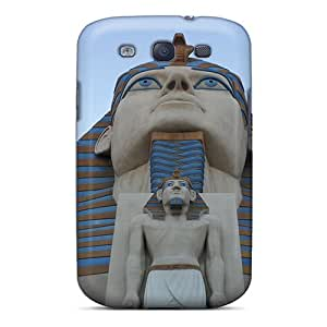 Defender Case For Galaxy S3, Las Vegas Luxor Pattern