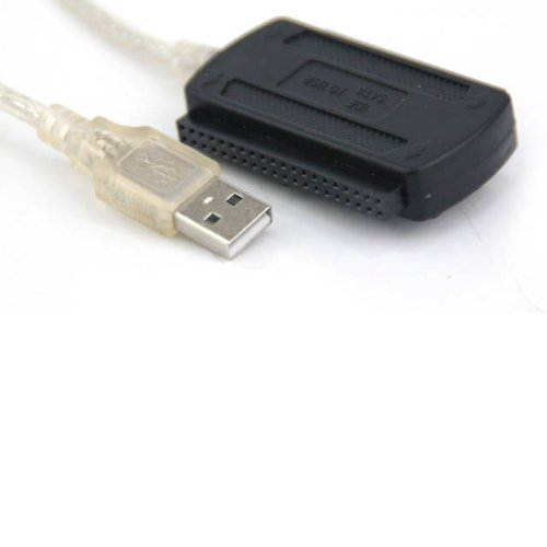 Box (Pack of 25) of VCOM CU813 USB 2.0 to SATA/IDE Adapter by VCOM