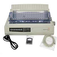 New - Oki MICROLINE 391 Turbo Dot Matrix Printer - 728473