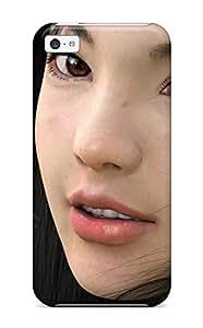 Shock-dirt Proof Digital Art Women People Women Case Cover For Iphone 5c