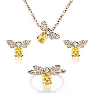 Amazon.com: Cute Jewelry Sets for Women Teen Girls