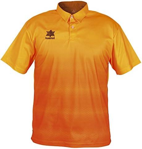 Luanvi Olimpia Polo, Hombre: Amazon.es: Ropa y accesorios