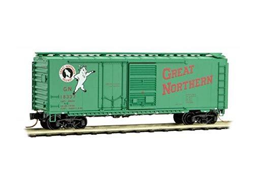 【2018?新作】 Micro Trains GN Micro 40フィート DDボックス GN DDボックス 車 #18337 B07NC45Q29, Web Shop ゆとり:7d4bacb4 --- a0267596.xsph.ru