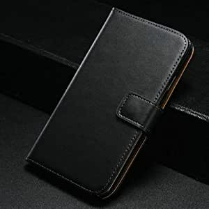 DHL Genuine Leather Wallet & Flip different Style Case for Samsung Galaxy Note 3 With Stand 2 Card Holders 100 pcs/lot --- Color:style 1 orange