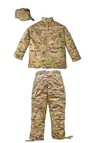 Troop (Kids Army Uniform)