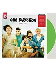 Up All Night - Exclusive Limited Edition Green Colored Vinyl LP